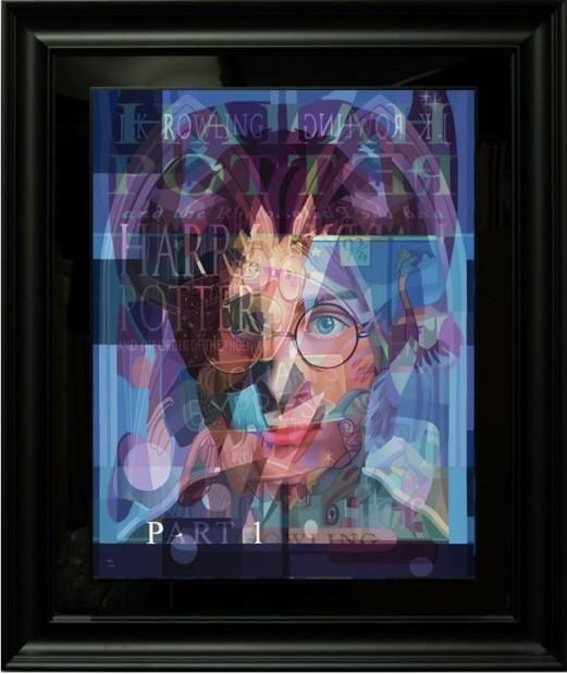 Stuart McAlpine Miller A Complex Nature, 2021 Framed Limited Edition Boxed Canvas Framed Size : 46 1/2 x 39 inches Framed Size : 117 x 98.5 cms Edition of 75
