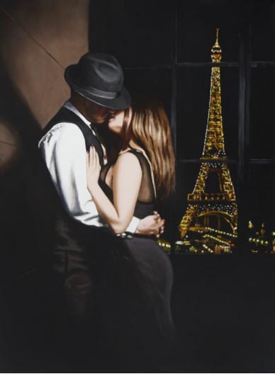 Richard Blunt, Midnight In Paris, 2018