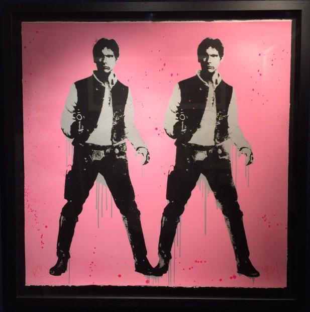 RYCA - Ryan Callanan, Hans Double Pink