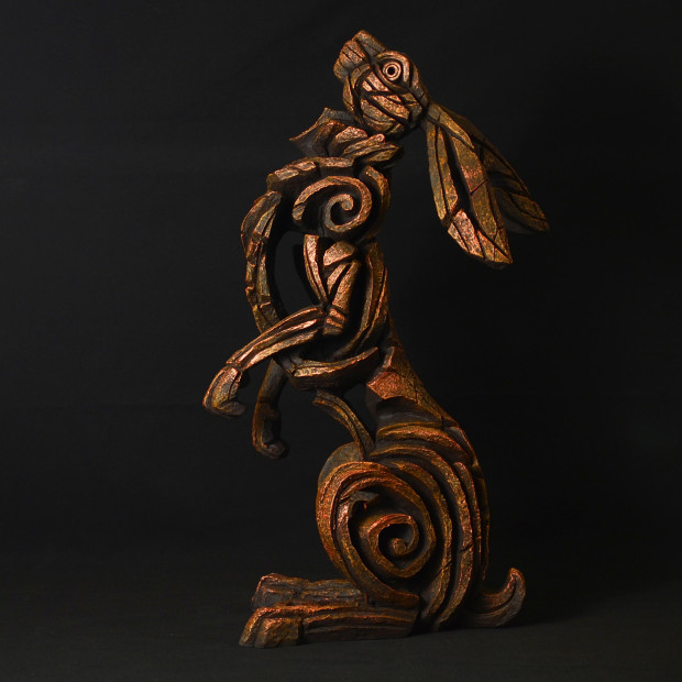 Matt Buckley, Hare - Star Gazer - Fusion Copper Blaze, 2017
