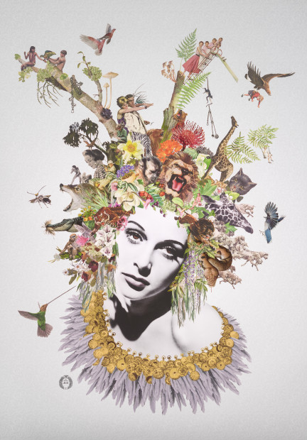 Maria Rivans, Eve (Hedy Lamarr), 2018