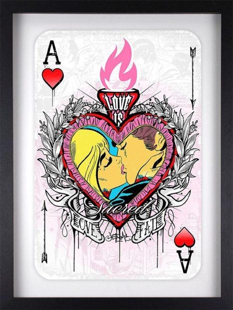JJ Adams, Ace of Hearts, 2021