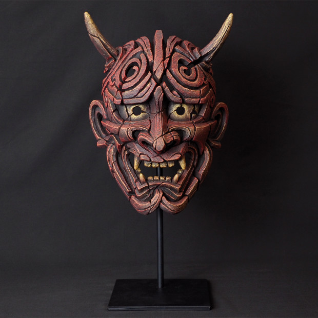 Matt Buckley, Japanese Hannya Mask