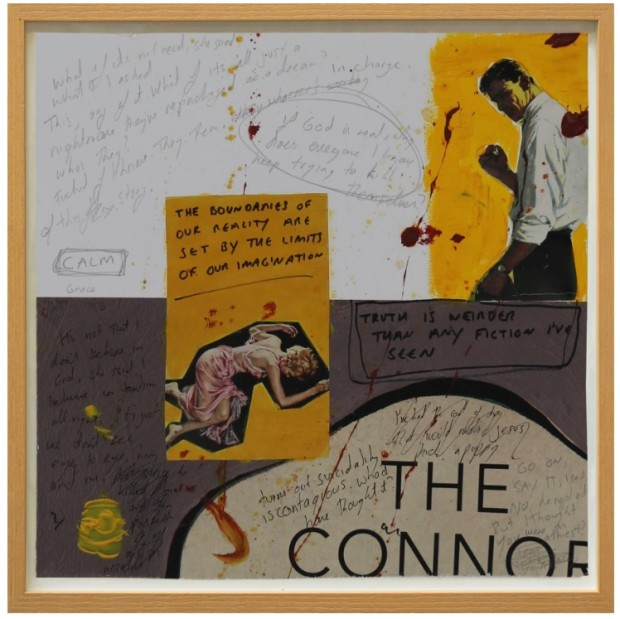 The Connor Brothers, We Don't See Eye to Eye Him & Me - Story Board, 2020