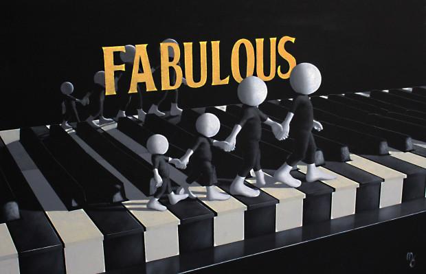 Mark Grieves, Fabulous, 2017