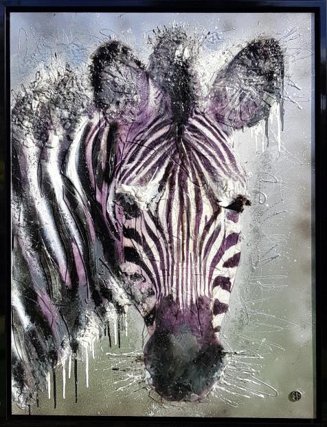 Dan Pearce, Endangered - Grevys Zebra, 2018