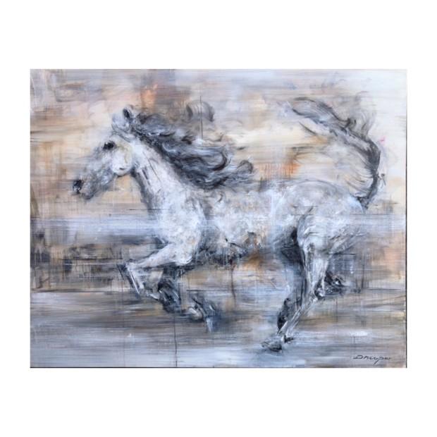 Daniel Hooper, The White Horse, 2020