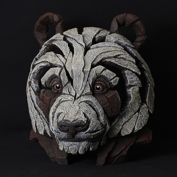 Matt Buckley, Panda Bust - Brown