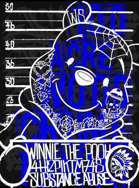 Opake One, Winnie The Poo - Substance Abuse, 2020