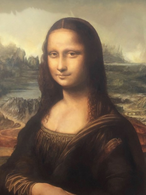 Peter Osborne, Mona Lisa - La Gioconda, 2018