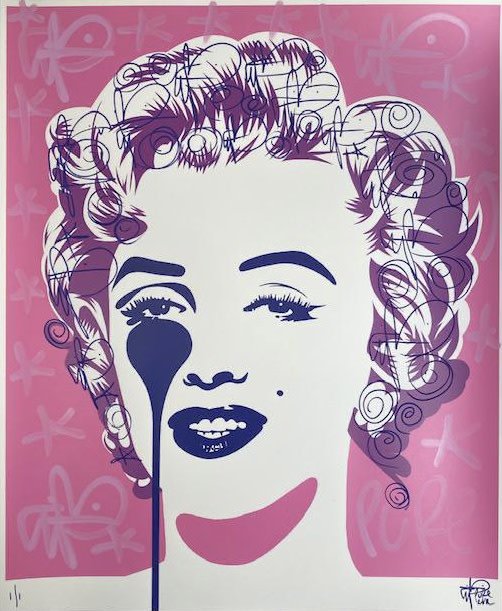 Pure Evil, Marilyn Classic Pink Galore , 2021