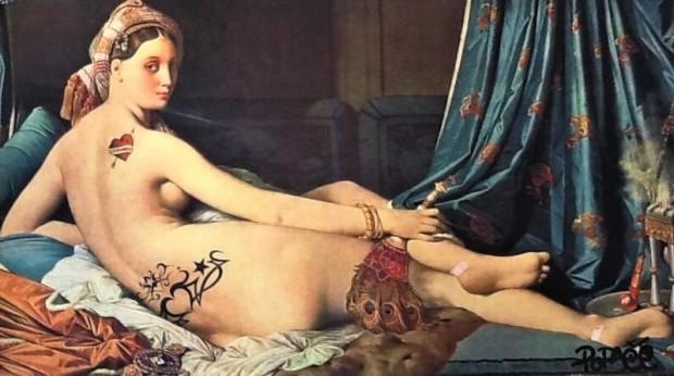 Art By PoPsee, Dimples Of Venus, 2018
