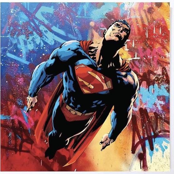 Lee Henderson, Superman, 2018