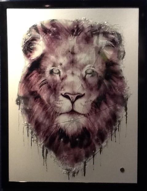 Dan Pearce, Endangered - African Lion, 2018