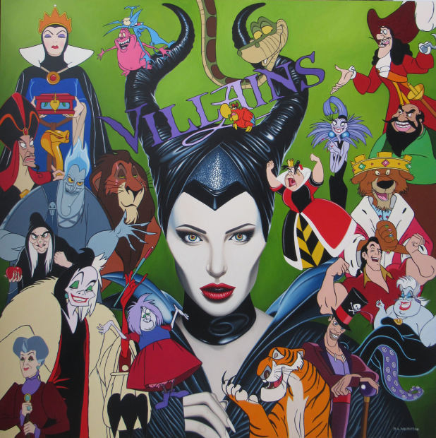 Marie Louise Wrightson, Maleficent, Mistress of All Evil, 2020