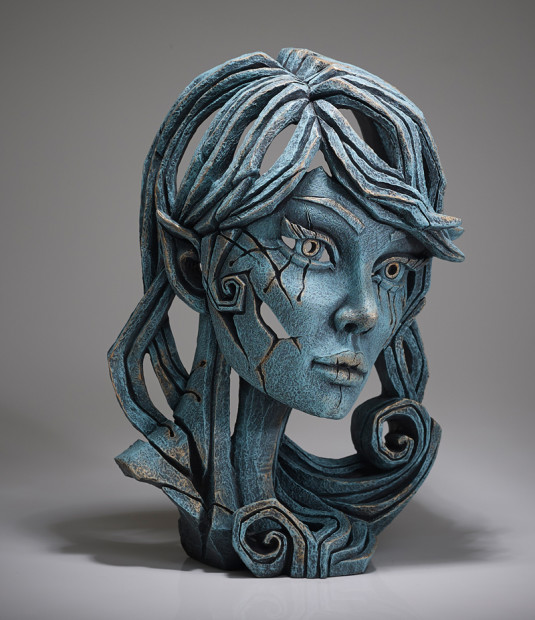 Matt Buckley, Elf Bust (Aqua)
