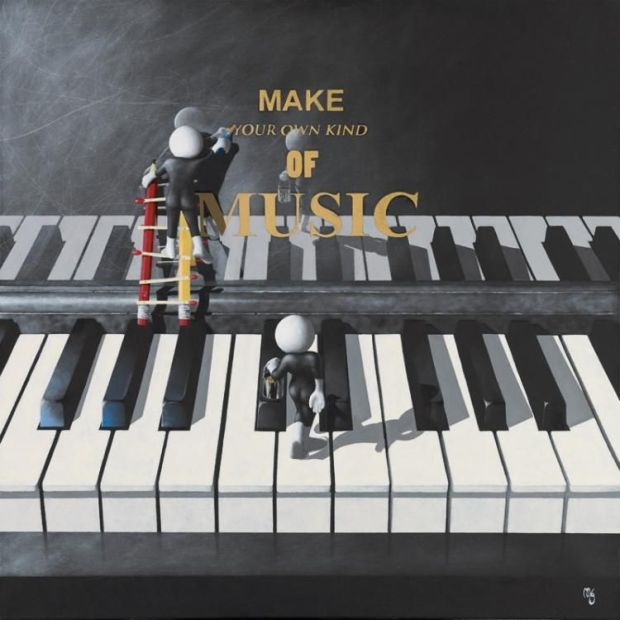 Mark Grieves, Make Your Own Music