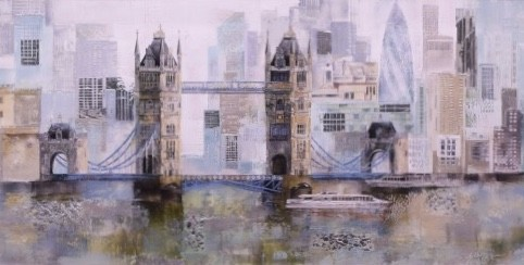 Veronika Benoni, London Tower Bridge , 2020