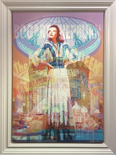 Stuart McAlpine Miller, Katharine Hepburn: Taking Centre Stage The Savoy Suite, 2021