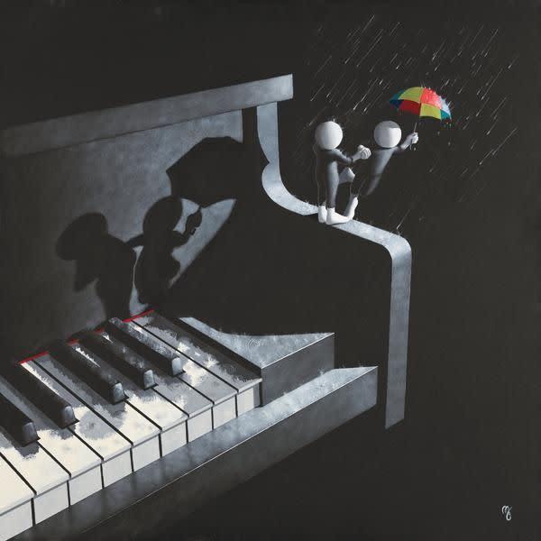 Mark Grieves, Singing In The Rain, 2017