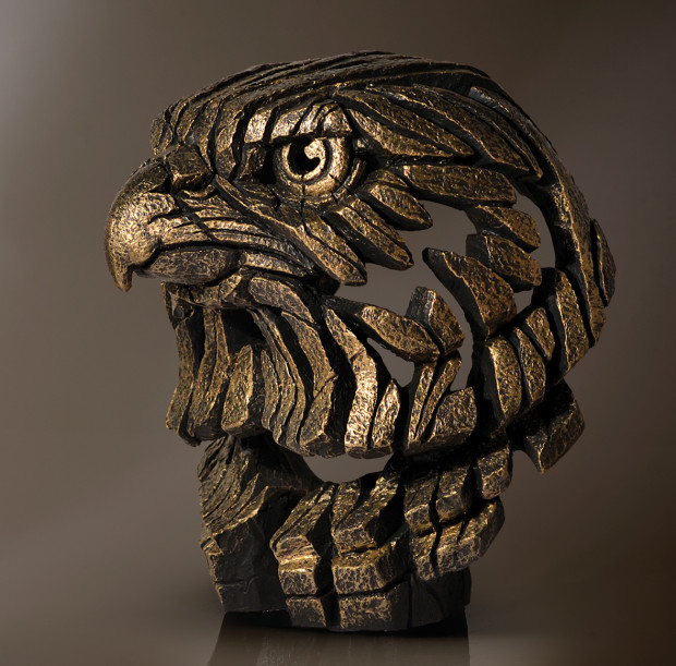 Matt Buckley, Falcon Bust - Golden