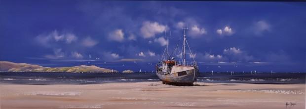 Allan Morgan, Sea Breeze, 2017