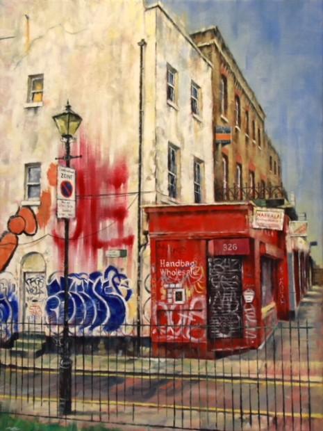 Marc Gooderham, Handbags & Gladrags , 2018