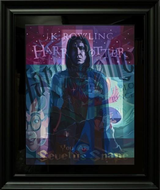 Stuart McAlpine Miller Hypnotic Reveal, 2021 Framed Limited Edition Boxed Canvas Framed Size : 46 1/2 x 39 inches Framed Size : 117 x 98.5 cms Edition of 75