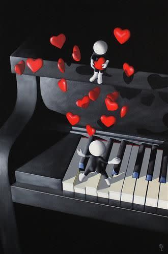 Mark Grieves, Our Love Song, 2017