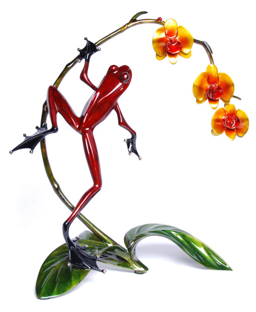 Frogman, Orchid - BF142, 2010