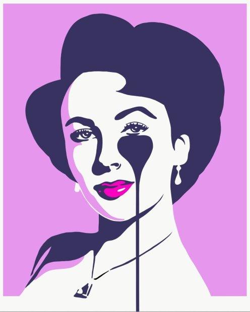 Pure Evil, Liz Loves Rich - Lilac
