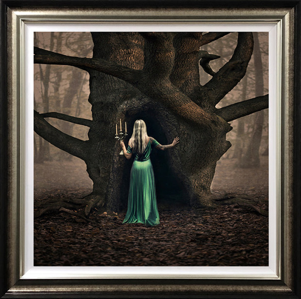 Michelle Mackie, Woodland Whispers , 2020