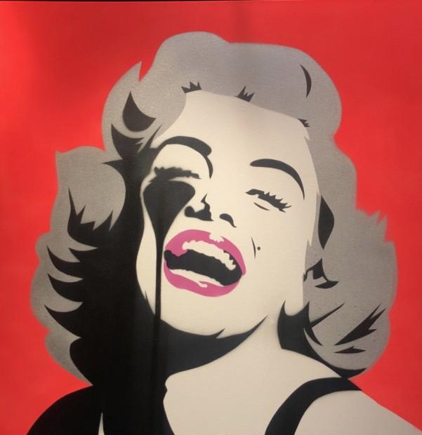 Pure Evil, Screaming Marilyn - Lava