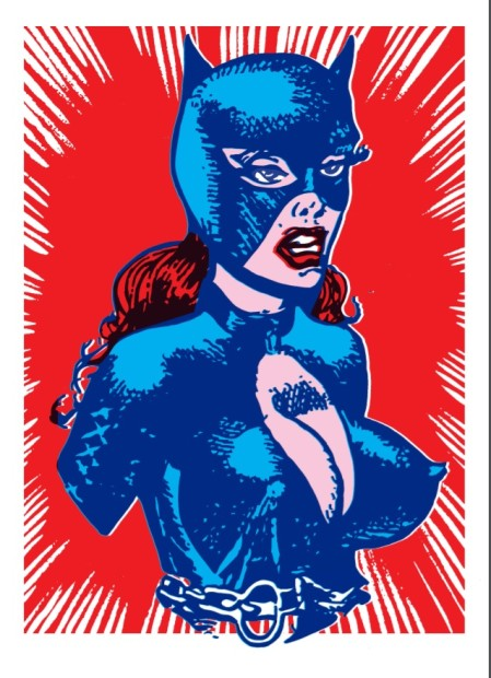 Mister Edwards, Catwoman