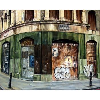 Marc Gooderham, The Ghost Of Southwark Street