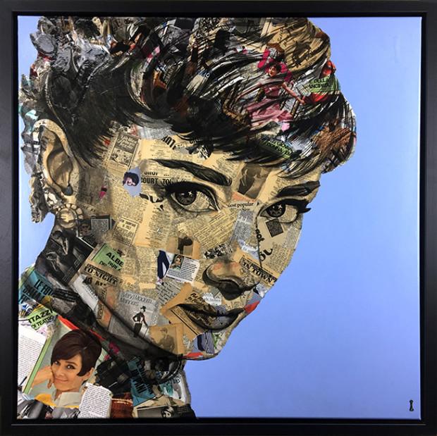 Chess, Audrey Hepburn, 2018