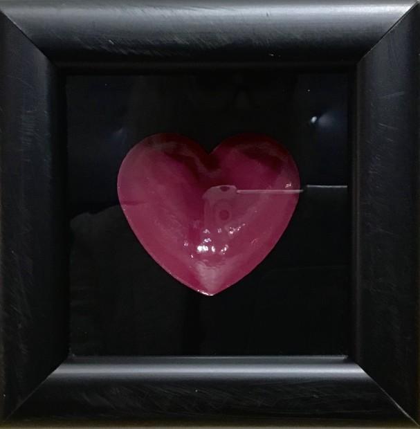 RYCA - Ryan Callanan, Mini Heart - Purple