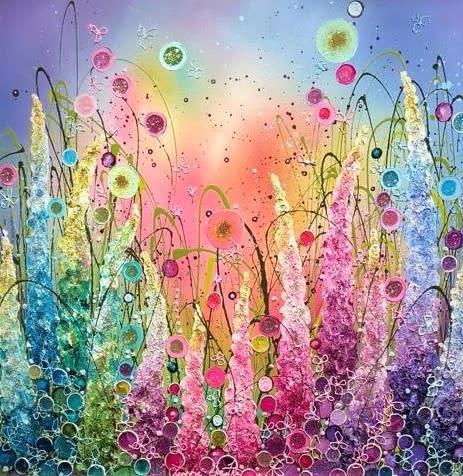 Leanne Christie, Blooming Beauty, 2018