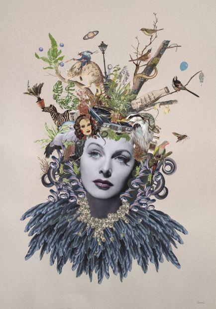 Maria Rivans, Nathara - Hedy Lamar, 2020