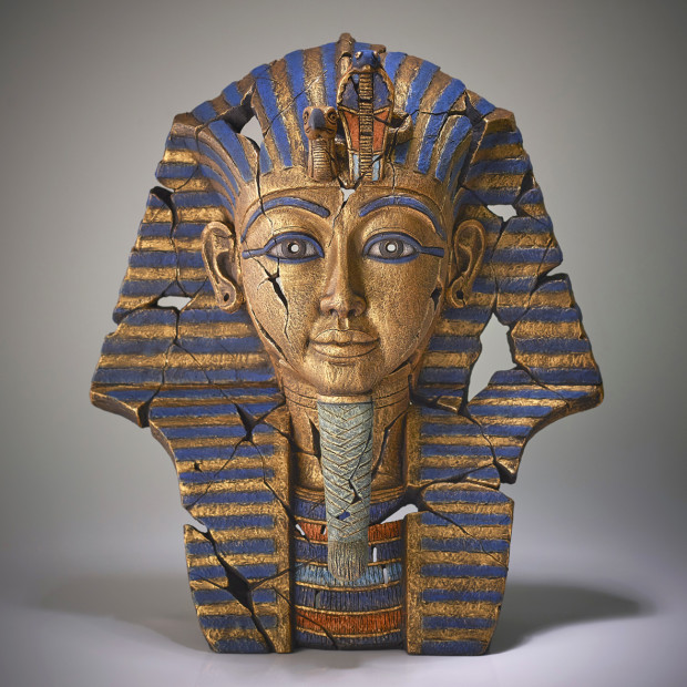 Matt Buckley, Tutankhamun Bust , 2020