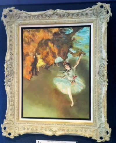 Peter Osborne, Edgar Degas L'Etoile (The Ballerina)