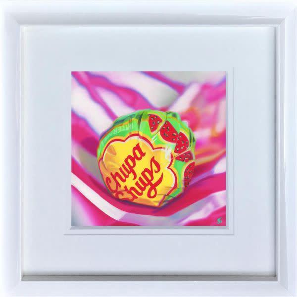 Sarah Graham, Watermelon Chupa Chups Paper
