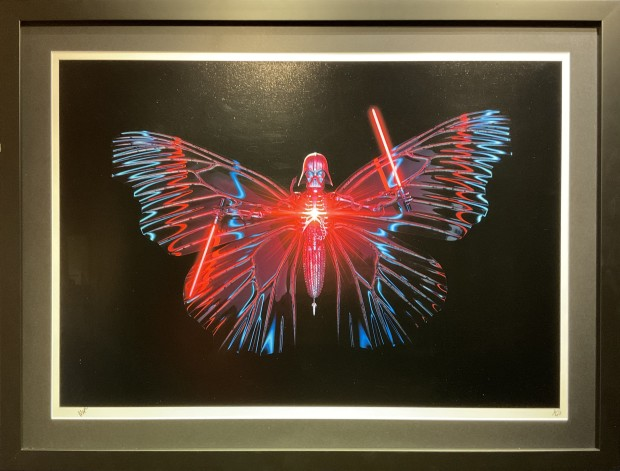 Maxim (From the Prodigy), Vader Butterfly, 2021