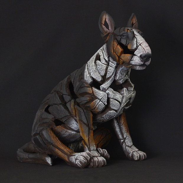 Matt Buckley, Bull Terrier - Tri-Colour , 2017