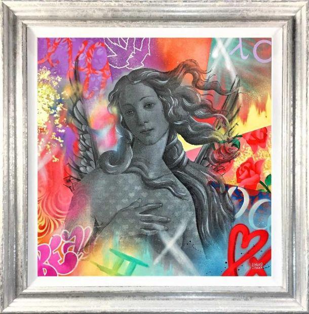 Hue Folk, Goddess Of Love #1, 2018