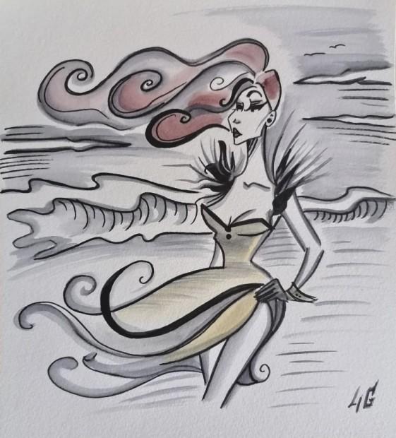 Laëtitia Guilbaud, Waves of Hope , 2021