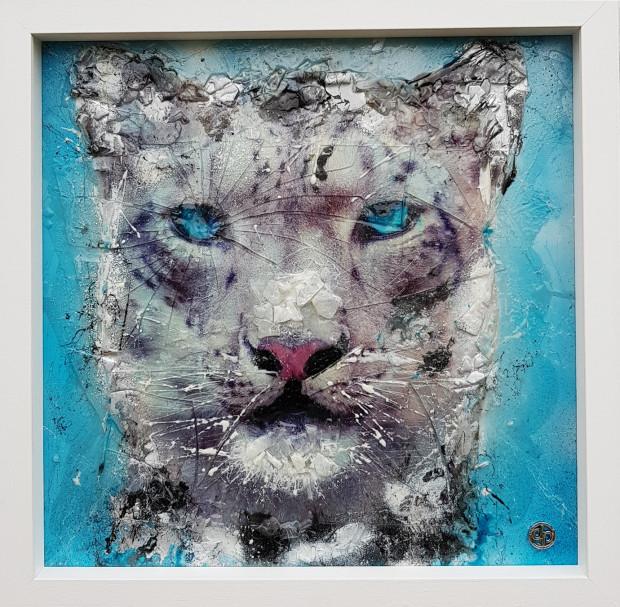 Dan Pearce, Endangered - Snow Leopard, 2018