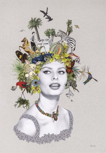 Maria Rivans, BonBon - Sofia Loren Original