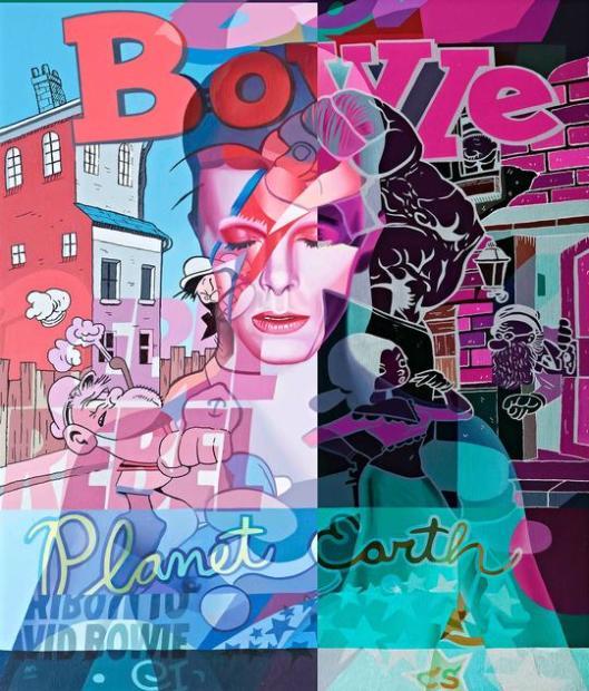 Stuart McAlpine Miller, Bowie, 2021