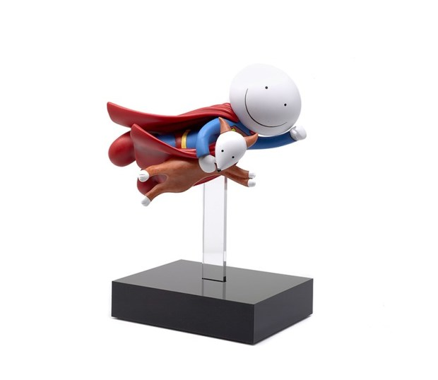 Doug Hyde, Is It A Bird? Is It A Plane?, 2018